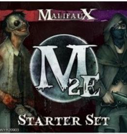 WYR - Malifaux Miniaturen Malifaux 2nd Edition Starter Set
