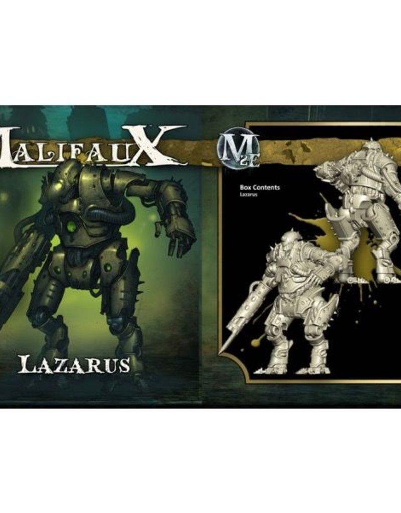 WYR - Malifaux Miniaturen Lazarus