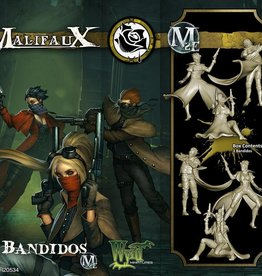 WYR - Malifaux Miniaturen Bandidos (box of 3)