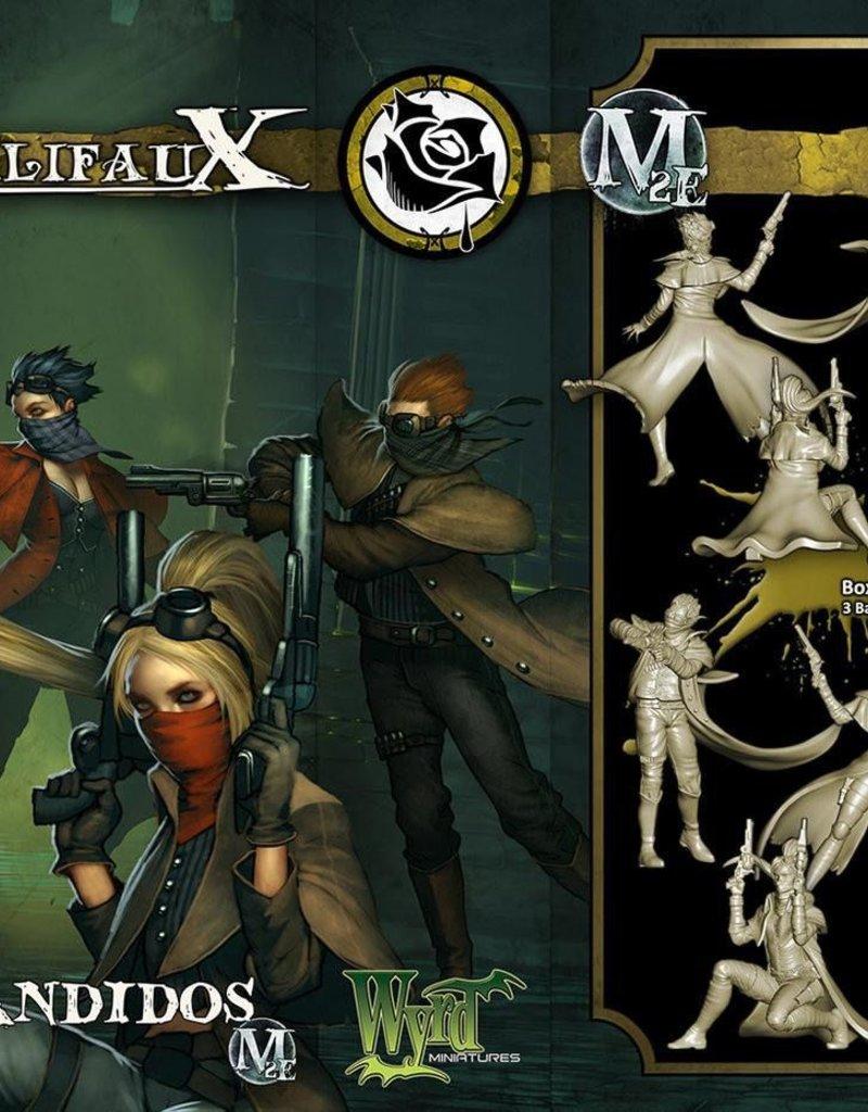 WYR - Malifaux Miniaturen Bandidos (box of 3)