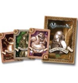 WYR - Malifaux Zubehör Arcane Fate Deck