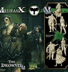 WYR - Malifaux Miniaturen Drowned (3)