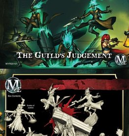 WYR - Malifaux Miniaturen Guilds Judgement (Lady Justice Crew Box Set)