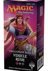 MTG - Spezial Box MTG - Challenger Deck Vehicle Rush - EN