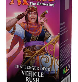 MTG - Spezial Box MTG - Challenger Deck Vehicle Rush - EN
