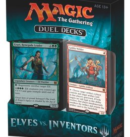 MTG - Duel Deck MTG - Duel Decks: Elves vs Inventors - EN