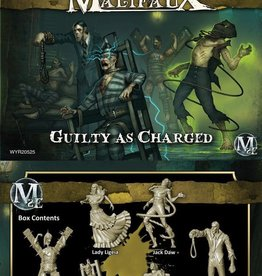 WYR - Malifaux Miniaturen Jack Daw Crew - Guilty as Charged