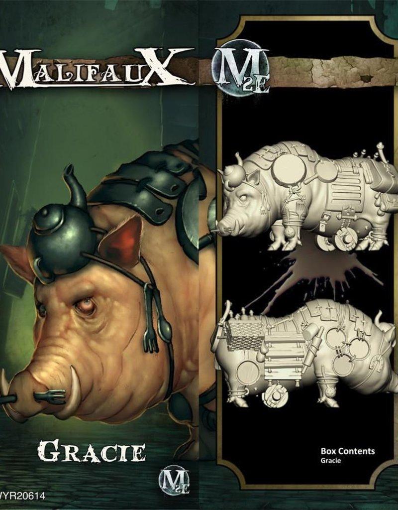 WYR - Malifaux Miniaturen Gracie