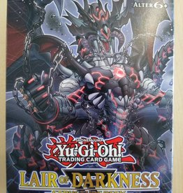 YGO - Structure Deck YGO - Structure Deck - Lair of Darkness - DE