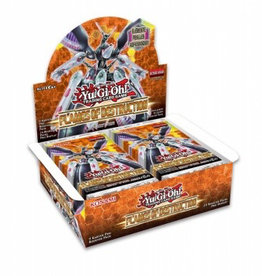 YGO - Flames of Destruction YGO - Flames of Destruction - Booster Display (24 Packs) - DE