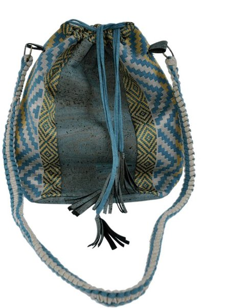 Pinuu SMALL ETHNO-BAG SQUAW
