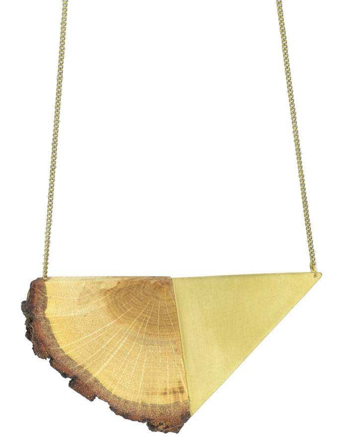 Wood Land NECKLACE WOODY 2
