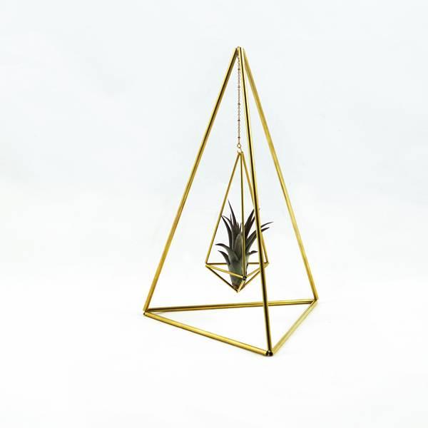 Fuxigold HIMMELI TETRAHEDON NR.02 (ohne Pflanze)