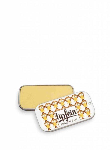 lipfein Lippenbalsam Mini Vanille