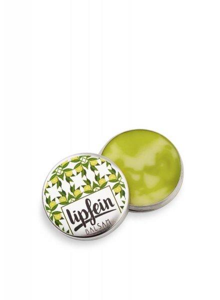 lipfein Lippenbalsam Duo Matcha-Zitrone