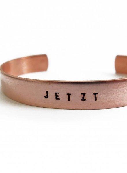 """fremdformat Armreif """"JETZT"""""""