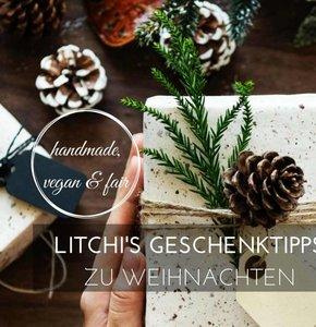 Litchi's Geschenktipps für Weihnachten