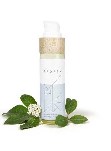 Per Purr Körperöl SPORTY - 100 ml