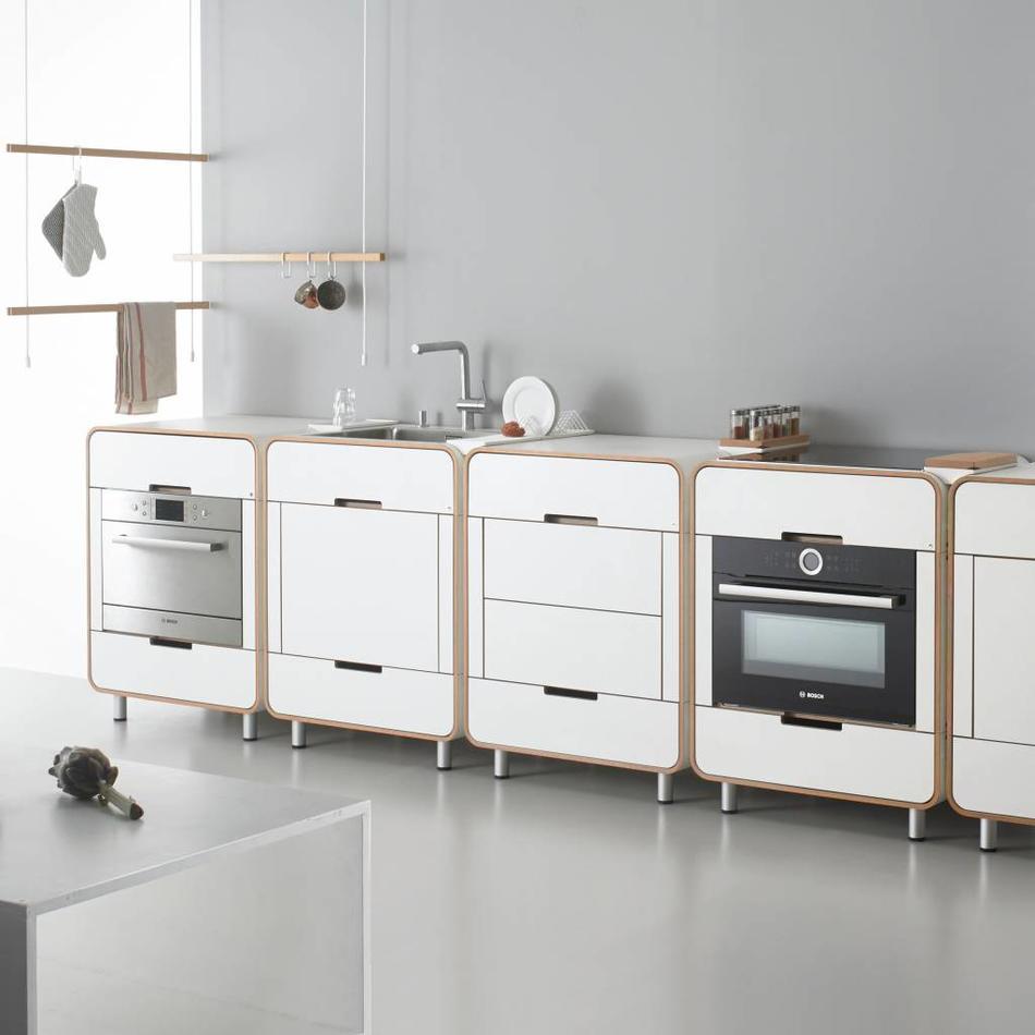 Küche A la carte II - Stauraummodul - Stadtnomaden GmbH