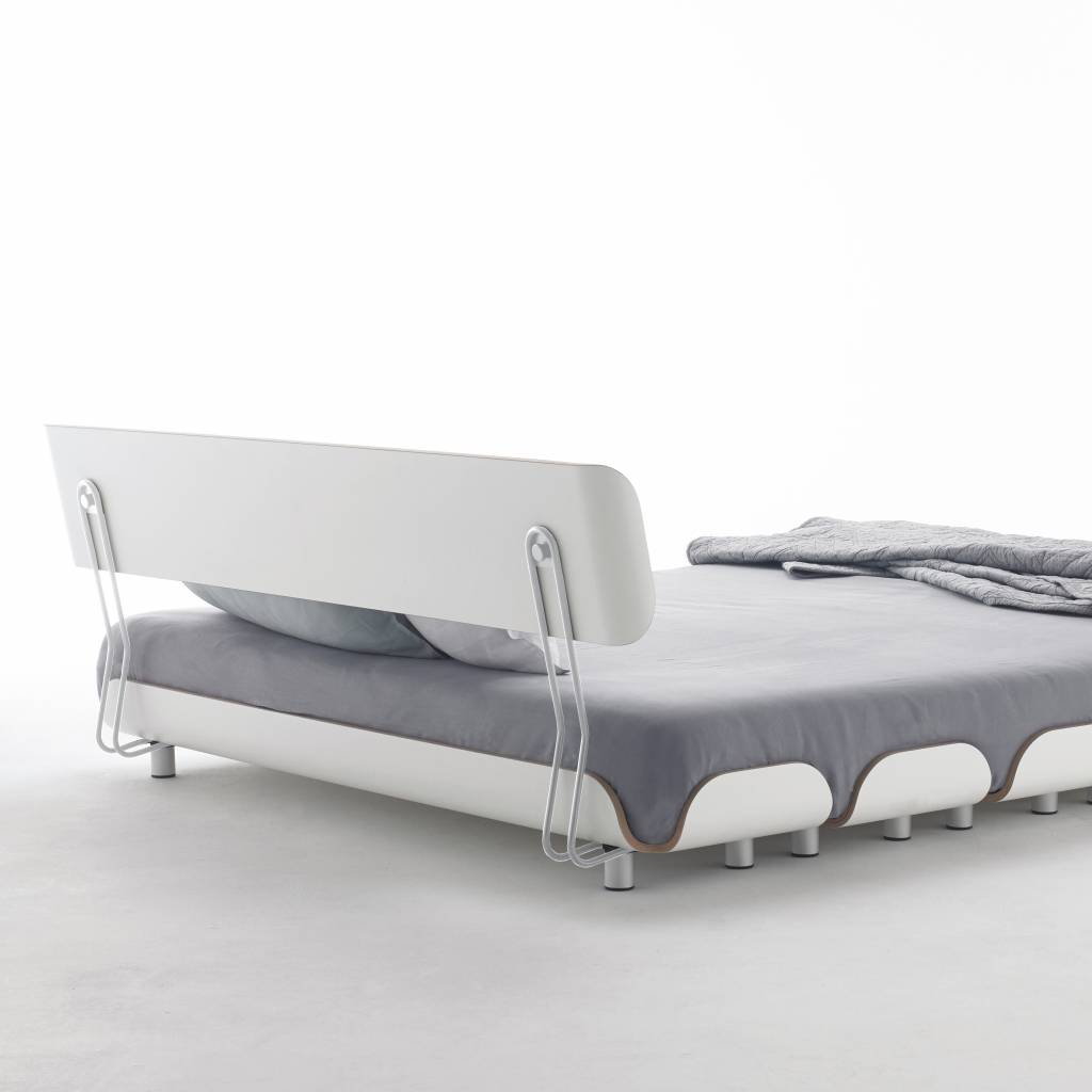 Bed: Backrest 160 Cm