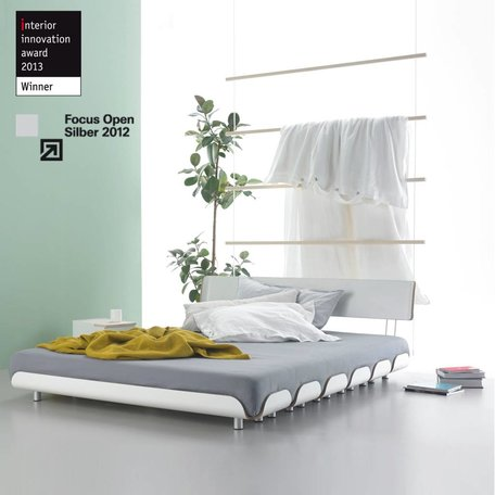 Stadtnomaden Bett 140: Tiefschlaf 140  x 200 cm
