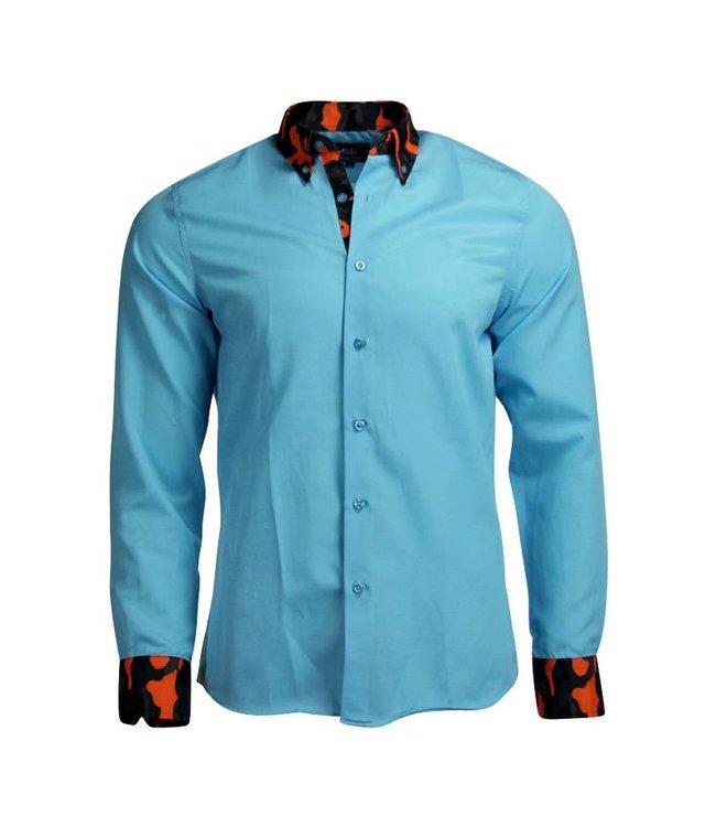 Kenith Crescenzo Overhemd Slim-fit