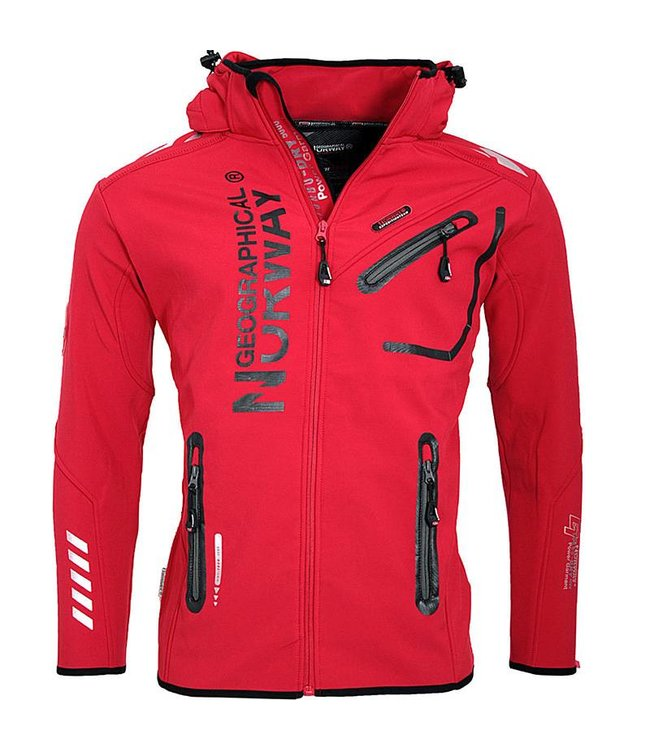 Geographical Norway Softshell Jacket