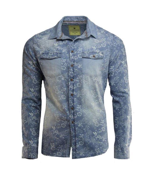 Cocelli Overhemd Slim-fit