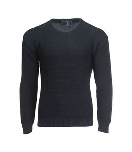 Do & Co V-hals trui Zwart