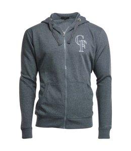 GF Ferre Hooded Sweater met rits