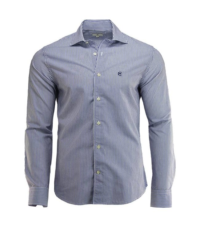 Cerruti Heren Overhemd Slim-fit