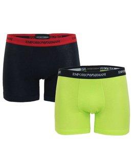 Emporio Armani 2-pack Heren Boxershorts