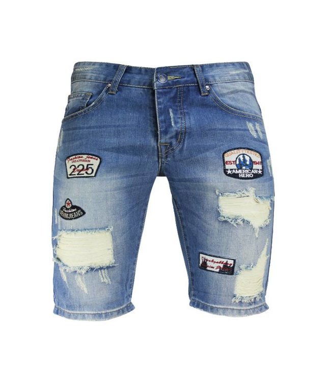 Antony Moro Jeans Bermuda