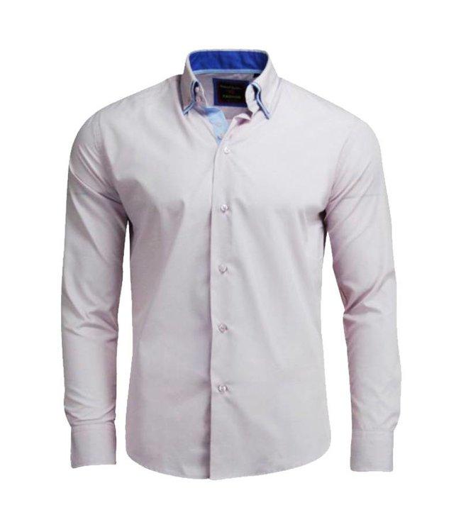 Martino Milano Overhemd Slim-fit