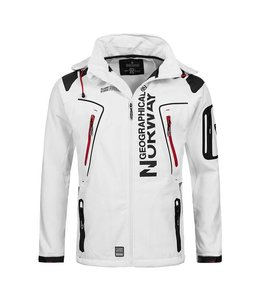 Geographical Norway Softshell Jacket TB Wit