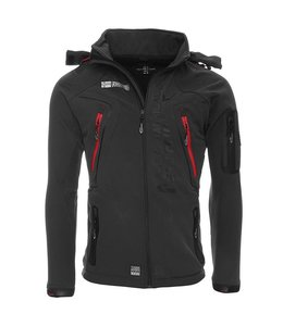 Geographical Norway Softshell Jacket TB Grijs