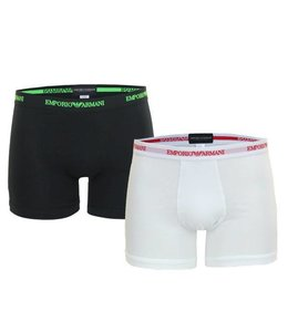 Emporio Armani 2-pack Heren boxershorst