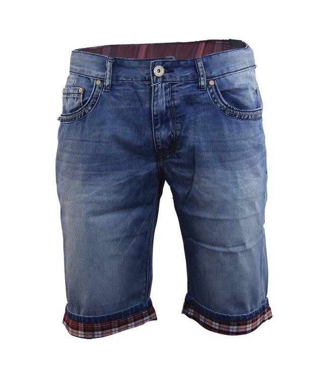 Leey Jeans Bermuda