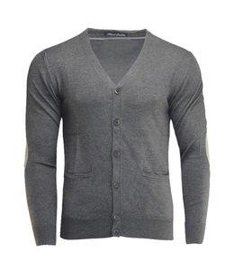 AL&C Sweater met knoop