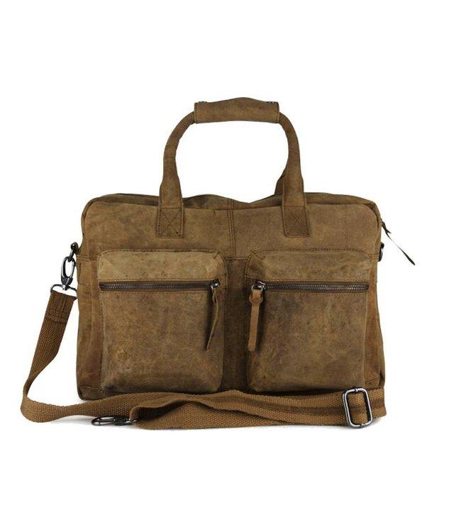 Bloomsbury Western Bag Large Cognac