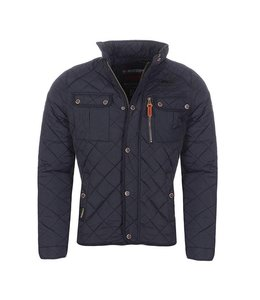 Geographical Norway Quilted Jacket Durb