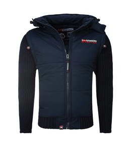 Geographical Norway Quilted Jacket