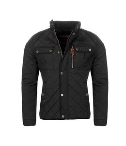Geographical Norway Quilted Jacket Capuchon