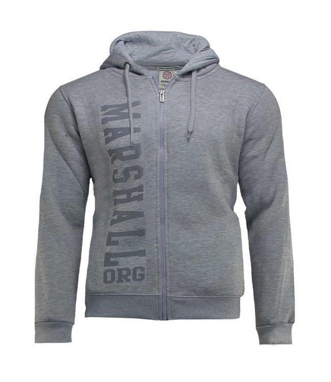 Marshall Original Hooded Sweater met rits
