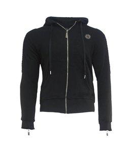 YWF Hooded Sweater Rits