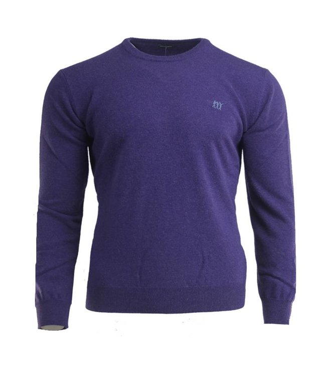 Henry Cotton's O hals Pullover Virgin wool