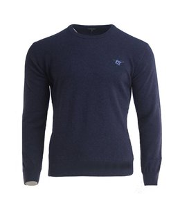 Henry Cotton's O- hals pullover