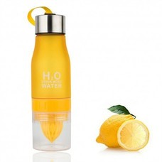 JUNGUNDEDEL Flasche Bahamas - gelb