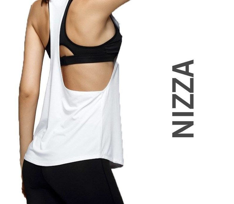 Tank NIZZA - white