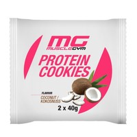 MISS MUSCLEGYM PROTEIN COOKIES, 2 x 40g